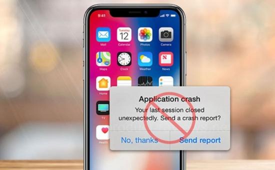 Lỗi iPhone tự thoát ứng dụng đang làm phiền nhiều táo khuyết
