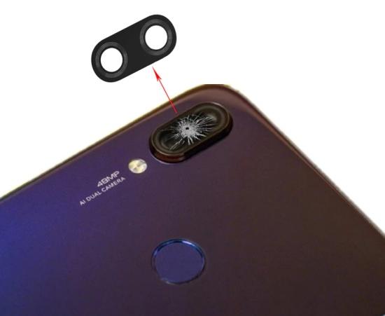 Kính camera Xiaomi Redmi Note 7 dễ bị hư hỏng