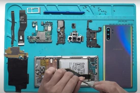 thay loa Samsung Note 10