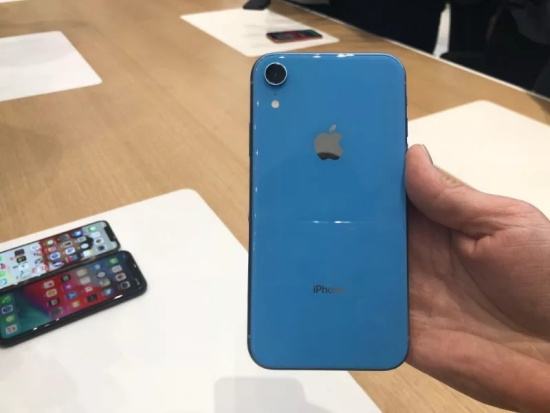 thay vo iPhone XR