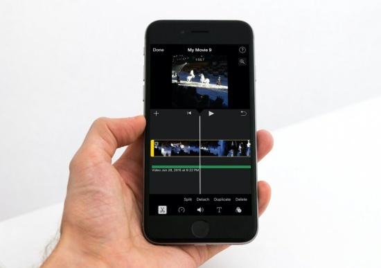Chuyển đổi định dạng video trên iPhone