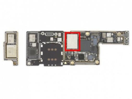 IC Wifi iPhone XS
