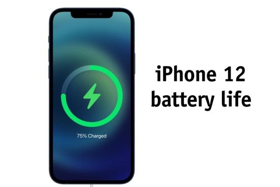 Dung lượng pin iPhone 12 không ấn tượng như mong đợi