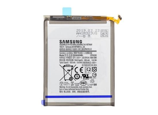 Pin Samsung A50s sở hữu dung lượng ấn tượng