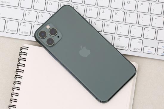 Vỏ iPhone 11 Pro sở hữu độ hoàn thiện tốt
