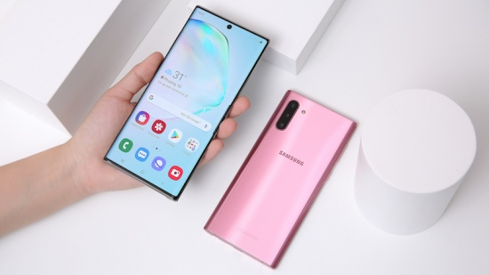 Màn hình Samsung Note 10 Plus
