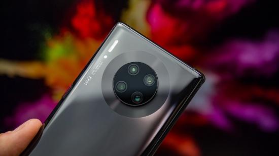 Camera Huawei Mate 30 Pro là bộ phận gây chú ý trên máy