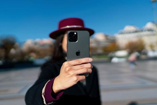 Camera trước iPhone 12 Pro