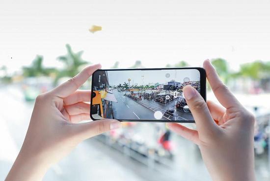 Dấu hiệu cho thấy camera sau Samsung A50s bị hư hỏng