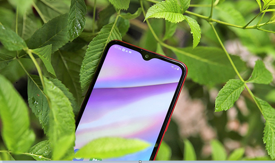 Dấu hiệu cho thấy camera trước Samsung A10s bị hư hỏng