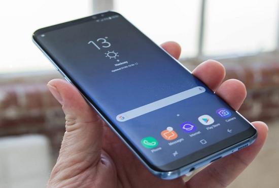 Dấu hiệu cho thấy loa ngoài bị hư hỏng của Samsung S9
