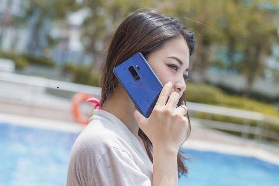 Dấu hiệu loa trong Samsung S9 bị hư hỏng