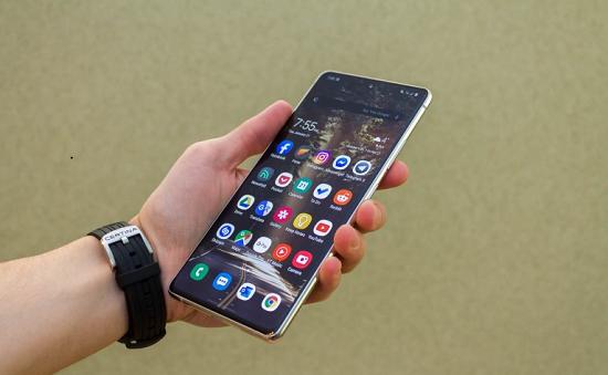 Địa chỉ thay loa trong Samsung S10 Lite uy tín