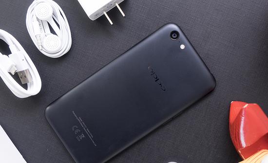 Điện thoại Oppo A71 có dung lượng