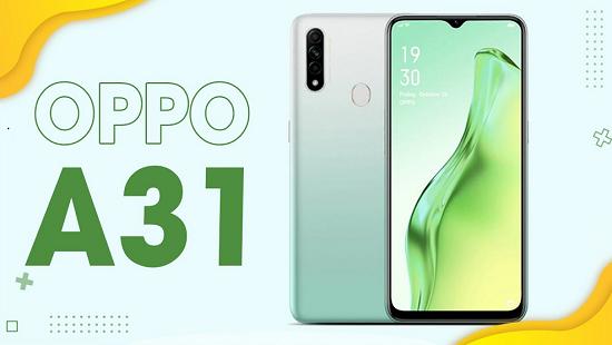 Điện thoại Oppo A31 đang được nhiều người yêu thích