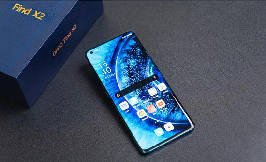 Điện thoại Oppo Find X2 thuộc dòng điện thoại cao cấp được nhiều người sử dụng