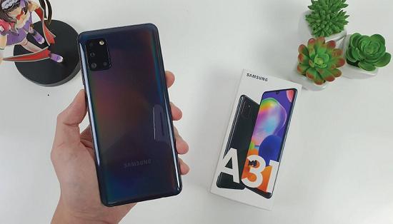 Thay loa ngoài Samsung A31 uy tín tại thành phố Hồ Chí Minh