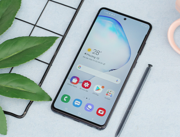 Thay loa trong Samsung Note 10 Lite