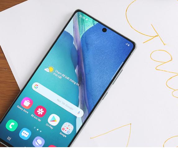Dấu hiệu bạn nên thay loa trong Samsung Note 20