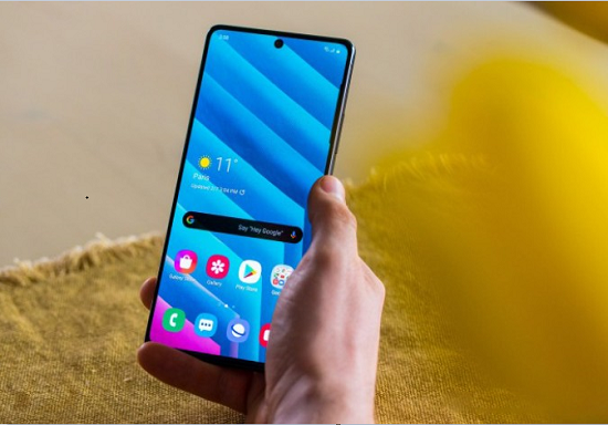 Bạn đang tìm hiểu dịch vụ thay loa trong Samsung S10 Lite chất lượng cao?
