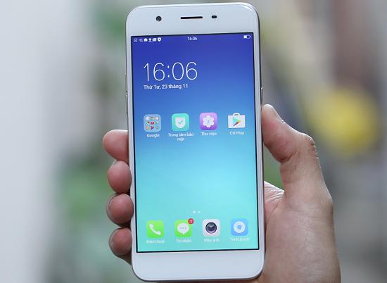 Thay màn hình Oppo A39 chất lượng là dịch vụ bạn đang cần