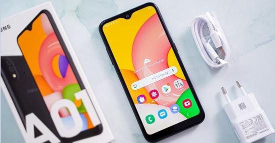 Thay mặt kính Samsung A01 giá rẻ là dịch vụ bạn đang tìm kiếm?