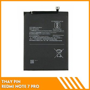 thay-pin-Xiaomi-Redmi-Note-7-Pro-gia-re