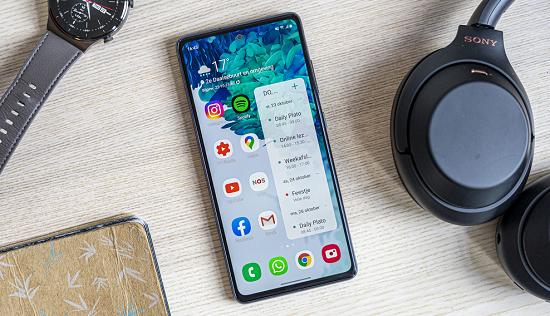 Dịch vụ thay pin Samsung S20 Fe chất lượng