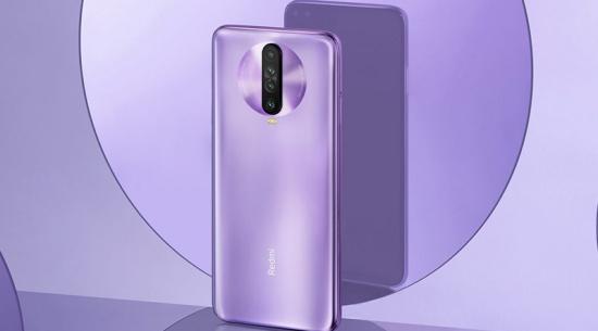 Thiết kế Xiaomi Redmi K30