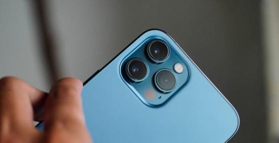 Camera sau iPhone 12 Pro Max