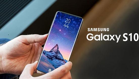 Dấu hiệu cho thấy camera trước Samsung S10 bị hư hỏng