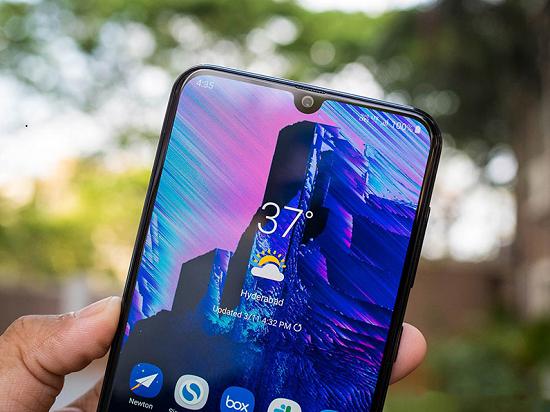 Loa trong Samsung A50 là một bộ phận quan trọng của điện thoại?